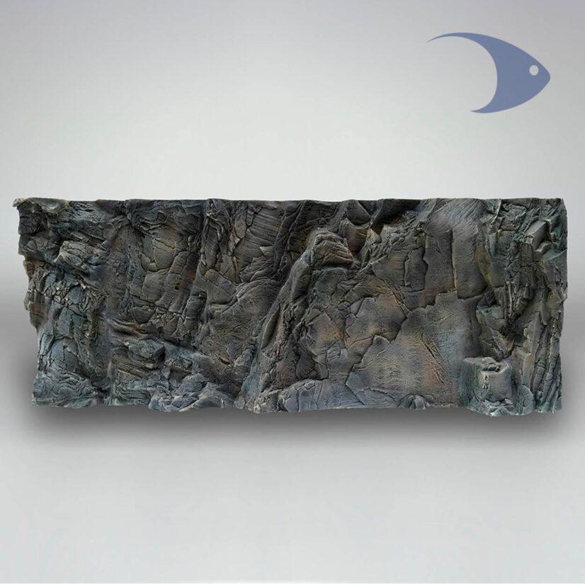 Fondo 3D Canyon Rock Gris Ideas Marinas Decoline