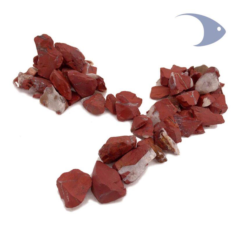 Gravilla natural Jaspe Rojo Ideas Marinas Decoline