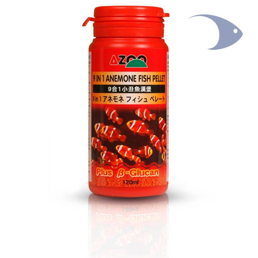 AZOO 9 in 1 Anemone fish Pellet