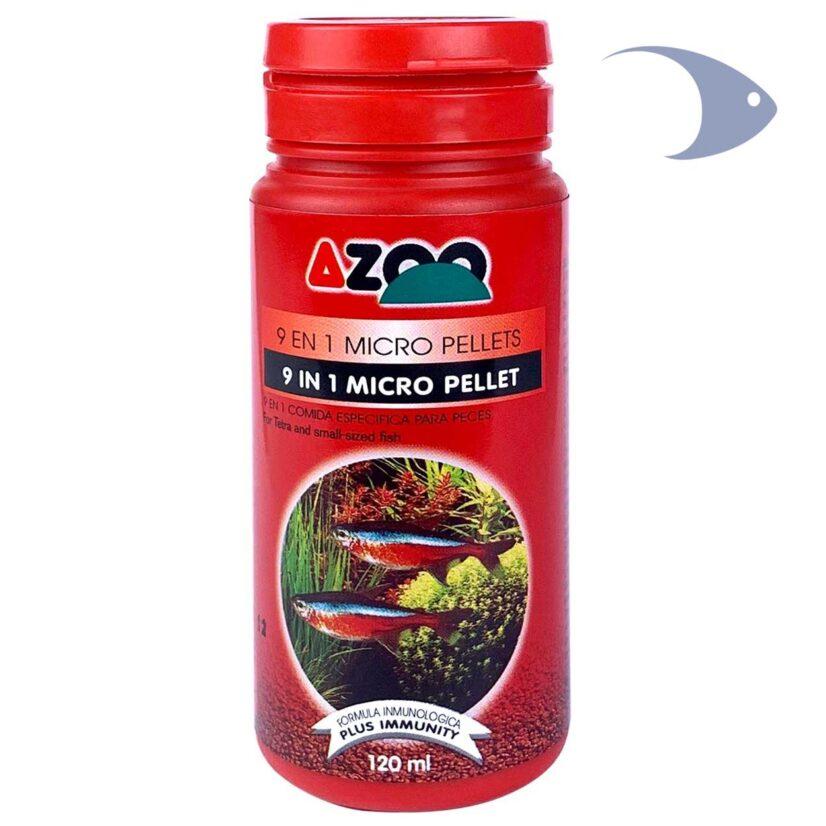 AZOO 9 in 1 Micro Pellet