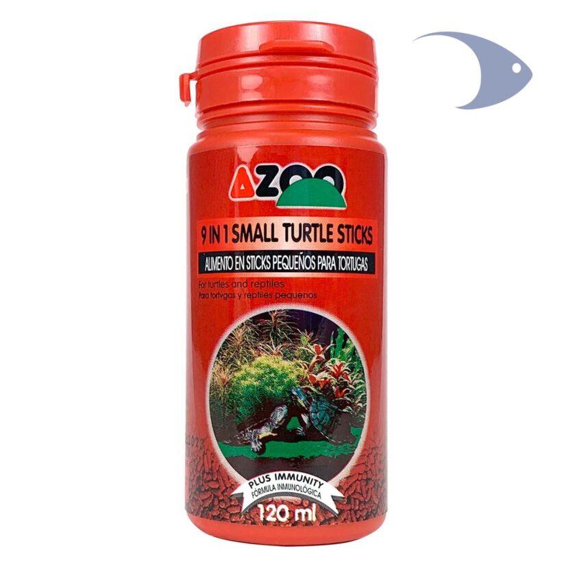 AZOO 9 in 1 Small Turtle Sticks