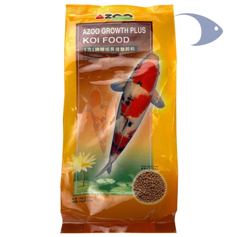 AZOO Growth Plus Koi Food