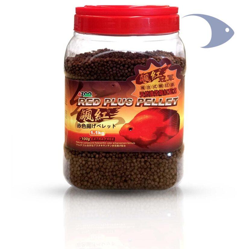 AZOO Red Plus Pellet
