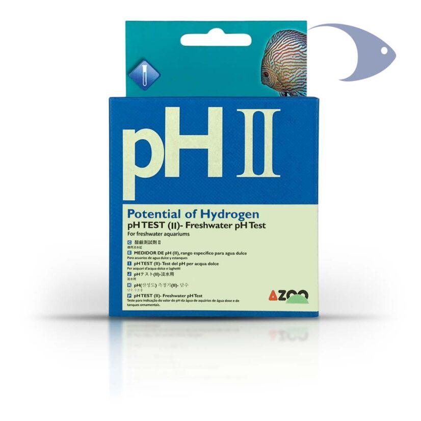 AZOO pH Test II (6.0 - 7.6)