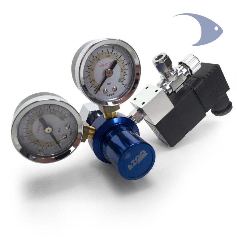 AZOO CO2 Presure Regulator (Regulador de co2)