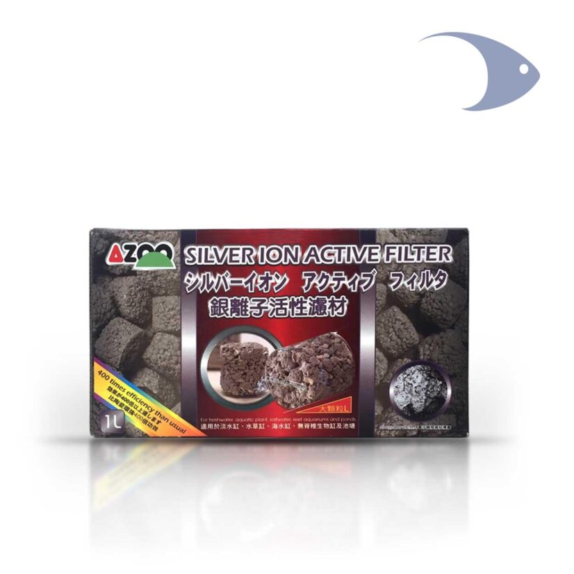 AZOO Silver Ion Active Filter