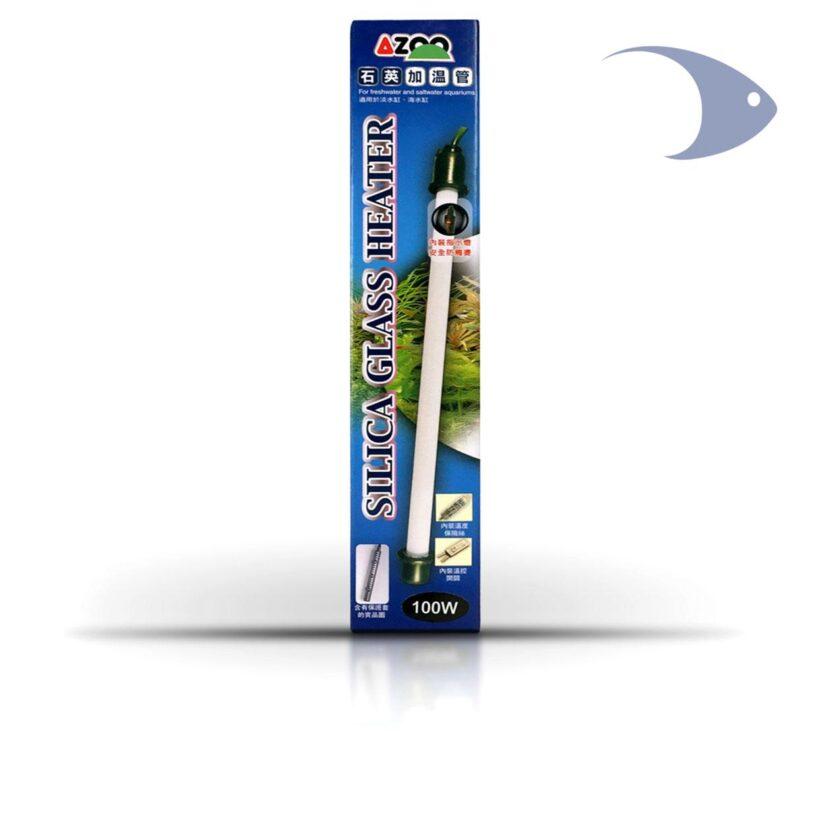 AZOO Silica Glass Heater (Calentador de silicio)
