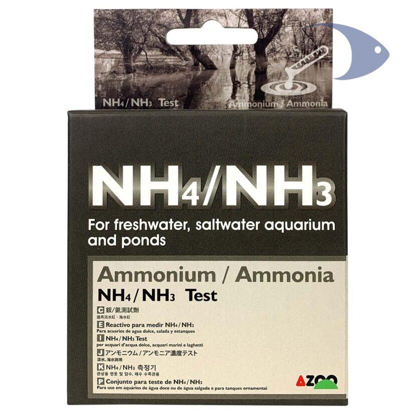 AZOO NH4-NH3 Test