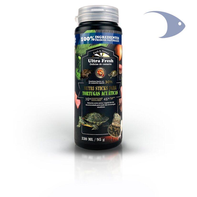 Nutri sticks para tortugas acuáticas