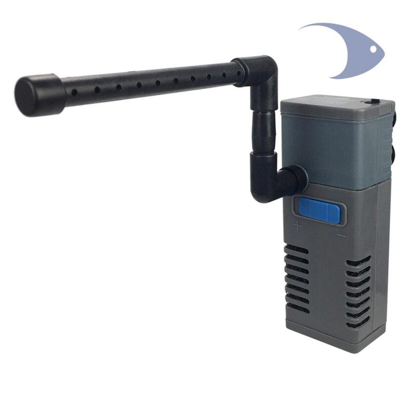 Filtro compacto con barra irrigadora SP 601 E
