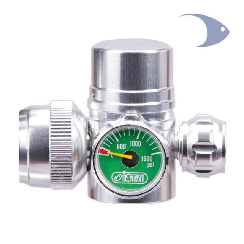 Regulador de CO2 compacto horizontal ISTA