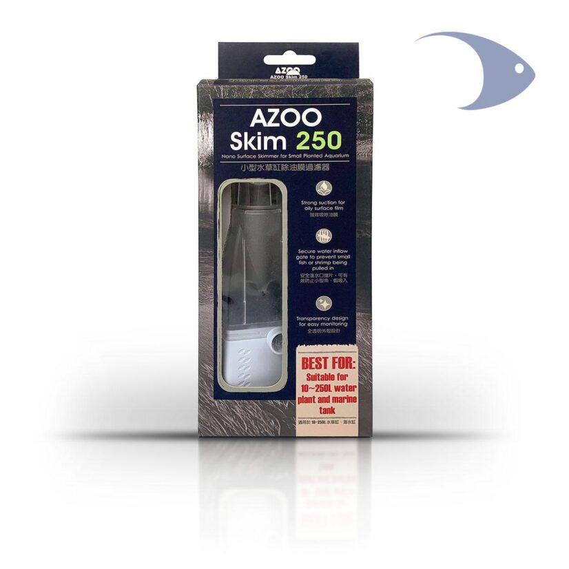 Desnatador de superficie AZOO Skim 250